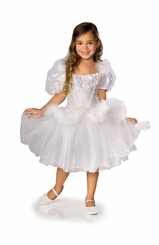 Swan Lake Ballerina Costume - Classical Music- Motion Activated