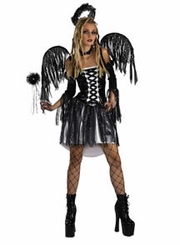 Teen Halloween Costumes - Fallen Angel Costume  sold out mg