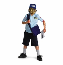 The Mail Zombie Costume - Deluxe