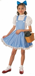 The Wizard of Oz Dorothy Costume - Deluxe -