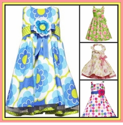 Girls Easter Dresses or Sundresses  2T - 6X