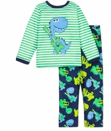 Toddler Boys Pajamas : Music Dinosaur Boys Sleepwear