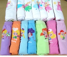 Toddler Girls Underwear - 7 PACK - Final Sale
