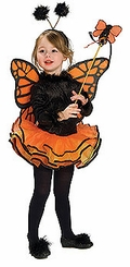 Toddler Halloween Costumes - Butterfly Costume  FINAL SALE