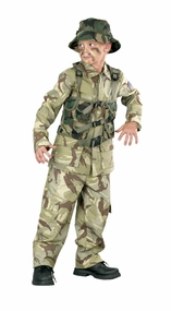 Boys Army / Marines Costume - Delta Force