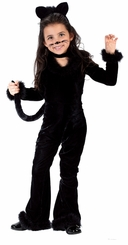 Toddler or Girls Unique Cat Costume - Playful Kitty Costume 5906