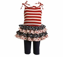 Toddler Patriotic Legging and Tunic - SOLD OUT