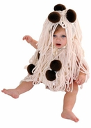 Unique Baby Costume : Spaghetti and Meatballs Costume