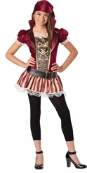 Unique Girls Pirate Costume - Swashbucklin' Sass -   sold out