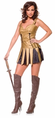 Warrior Princess Costume - Adult