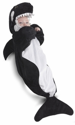 Whale Baby Bunting Costume  NO LONGER AVAILABLE