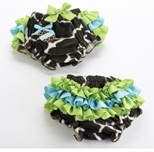 Wild Child - Giraffe Bloomers - CUTE!