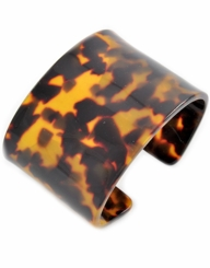 Women's Tortoise Cuff Bracelet  temporarily out of stock