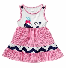 Youngland Little Girls Whale Sundress