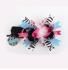 Zebra Head Band - OUT OF STOCK