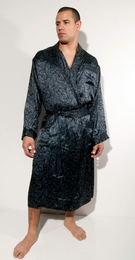 Imperial Paisley Robe