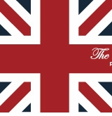 british flag navy and red