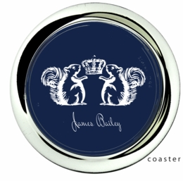 coaster;sir squirrel navy
