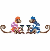 cocktail monkeys