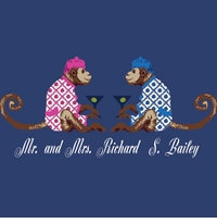 cocktail monkeys navy
