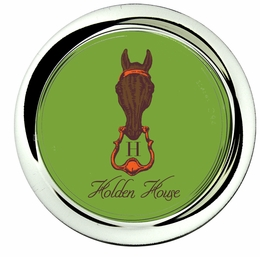 Horse Knocker Green