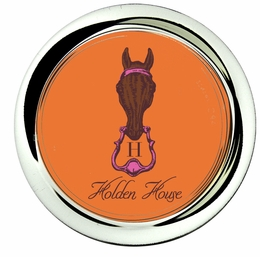 Horse Knocker Orange
