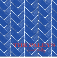 basket pattern blue