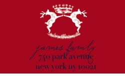 the stags red;address labels