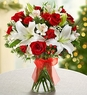 Christmas Fkowers Bouquet
