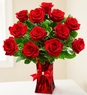 Valentine day Red Roses
