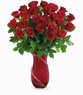Wrapped In Roses Bouquet Two Dozen Roses