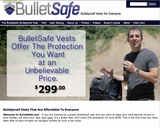 BulletSafe Acquires The Domain Name BulletproofVest.com - Aug. 12, 2013