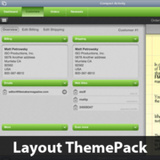 Compact Activity Layout ThemePack