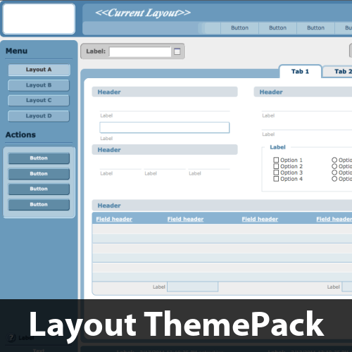Dejan Delicious Soft Layout ThemePack