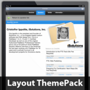 Eventer Layout ThemePack