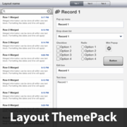 iPadified Layout ThemePack