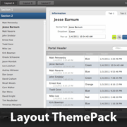 Sidebar Tabulous Layout ThemePack