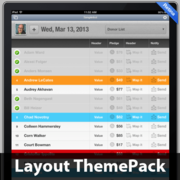 Simplelist Layout ThemePack