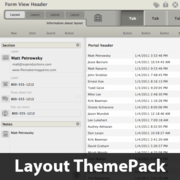 Smoothly Tinted Layout ThemePack