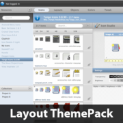 Theme Studio Layout ThemePack