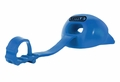 Battle Sports Strapped Oxygen Mouthguard and Lip Protector - Columbia Blue  (Free Shipping)