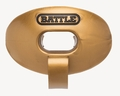 Battle Sports Strapped Oxygen Mouthguard and Lip Protector - Gold  (Free Shipping)