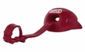Battle Sports Strapped Oxygen Mouthguard and Lip Protector - Maroon  (Free Shipping)