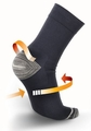 Thermoskin Plantar FXT Compression Socks Crew Length (Free Shipping)