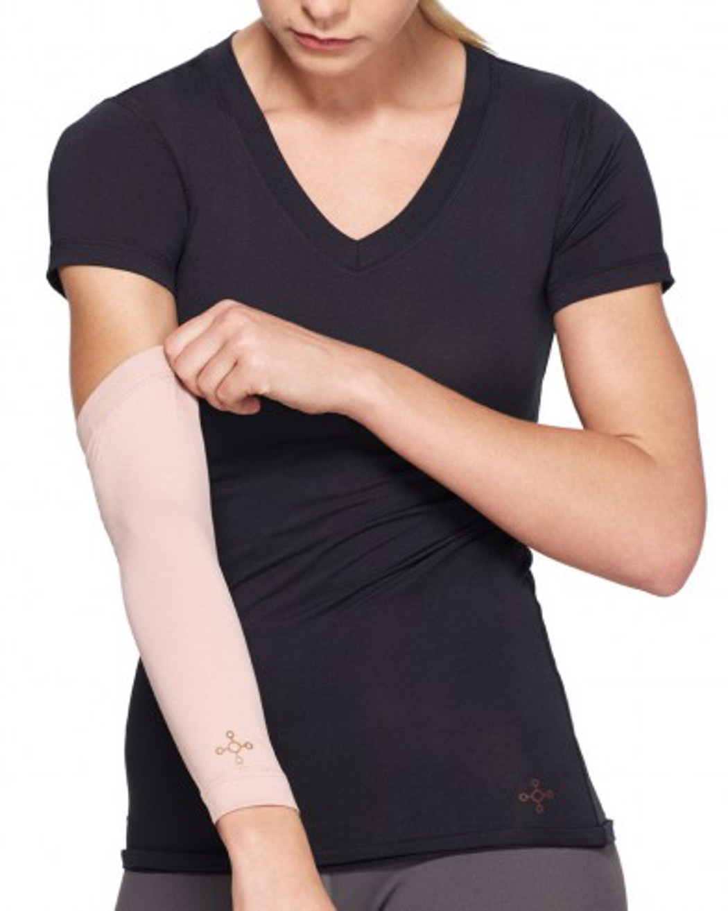 Tommie Copper Women's Core Compression Full Arm Sleeve ...