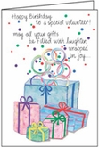B161V - Laughter Birthday Cards
