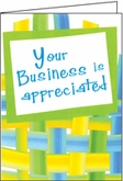 BC03 - Real Estate Business Thank You Notes