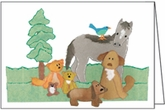 BL103 - Pet Note Cards