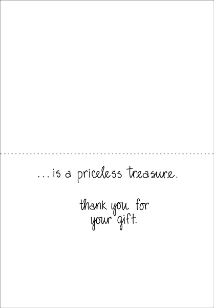 Thank You Card | Donation and Charity Thank You Cards | Order ...