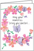 BL90H - Comfort Hospice Note Cards